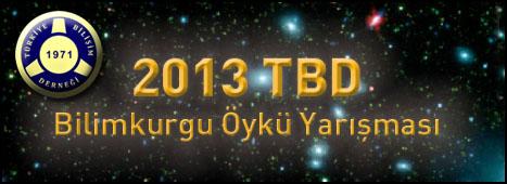 2013 TBD Bilimkurgu Öykü Yarışması