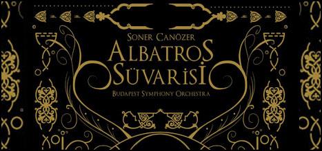 "Soner Canözer'den Fantastik Kitap: ""Albatros Süvarisi"""
