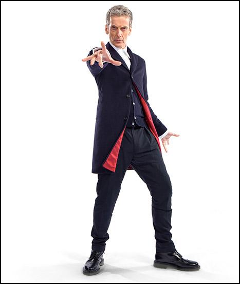 12. Doctor'u Bu Defa da Hayranları Giydirsin
