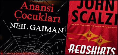 Önce Gaiman, Şimdi de Scalzi TV'ye Geliyor
