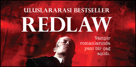 """""""Redlaw"""" Raflarda"""