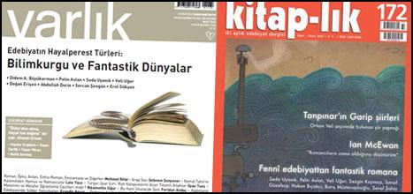 Edebiyat Dergilerimizde Fantazya ve Bilimkurgu Zamanı