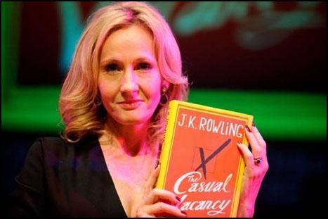 Rowling'in Boş Koltuk'u İçin Hem BBC Hem HBO Devrede