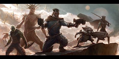 Guardians of the Galaxy'den Yeni Fragman!