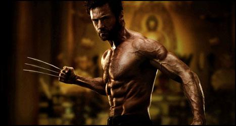 Hugh Jackman Wolverine'e Veda Edebilir