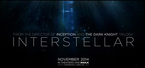 Interstellar'dan Beklenen Fragman