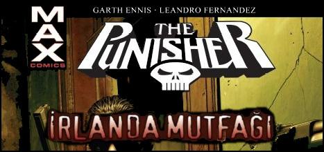 """""""Punisher – İrlanda Mutfağı"""" Raflarda"""