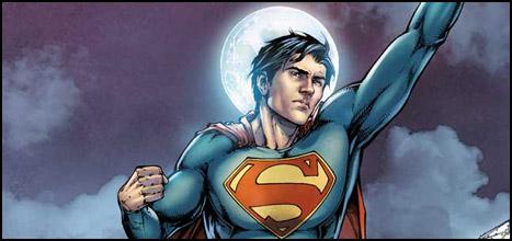 Superman Yeni Dünya 2 Raflarda