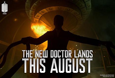 Doctor Who, Ağustos 2014'te Ekranlara Dönüyor