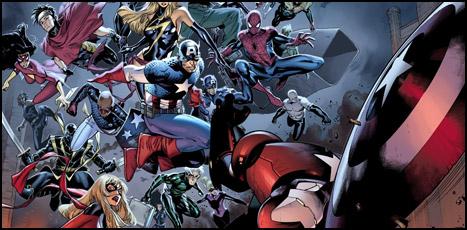 Avengers'ın Sol Yanağı Daha Karanlık