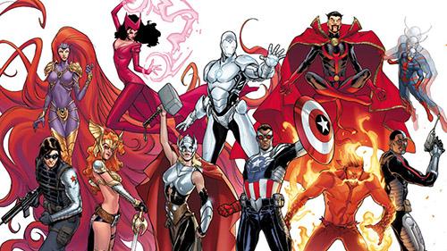 Marvel Comics'de Neler Oluyor?
