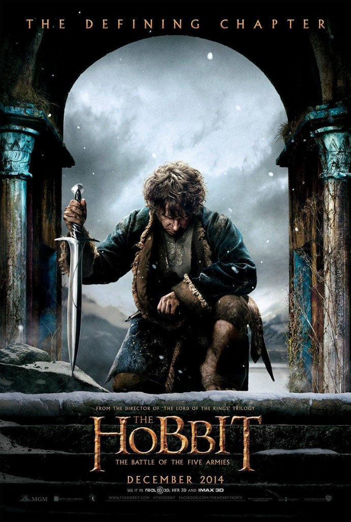 the hobbit 3 afis