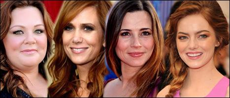 Soldan; Melissa McCarthy, Kristen Wiig, Linda Cardellini, Emma Stone