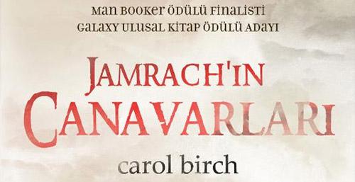 Jamrach'ın Canavarları Raflarda