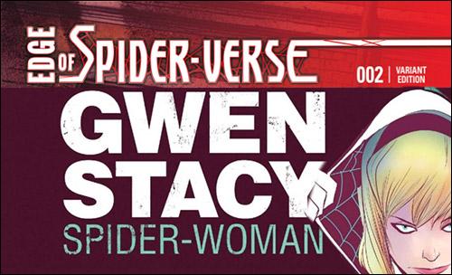 Gwen Stacy, Örümcek Kadın olursa…
