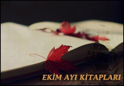 Ekim kitaplari