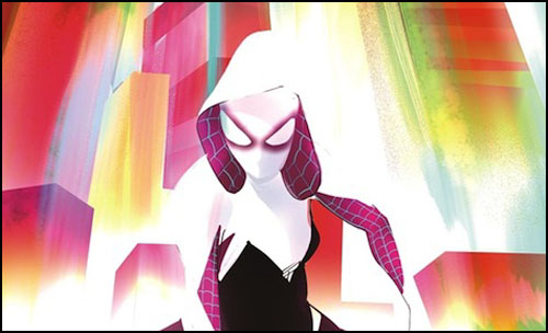 Spider-Gwen Kendi Serisine Kavuşuyor!