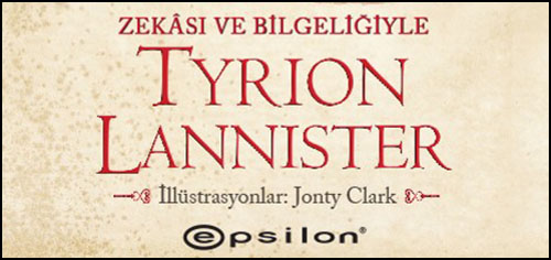 Favori Karakteri Tyrion Lannister Olanlara