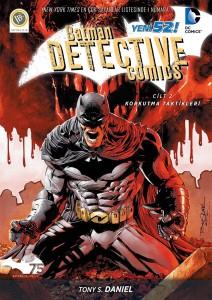 Detective Comics Korkutma Taktikleri