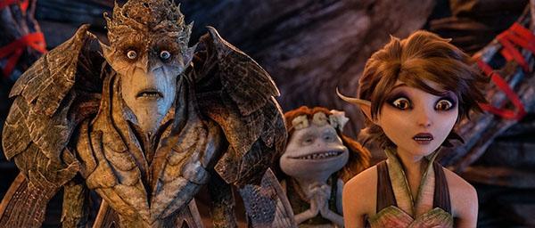 Lucasfilm'den 2015'te Müzikal Bir Animasyon Filmi Geliyor