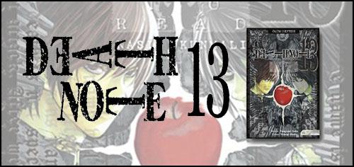 Death Note #13 Görücüye Çıktı
