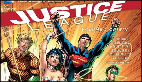 YKY Şimdi De Justice League İçin Kolları Sıvadı