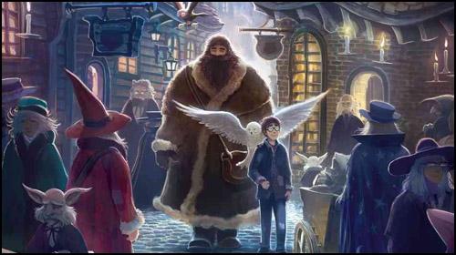 Rowling'den Yılbaşına Özel 12 Potter Öyküsü!