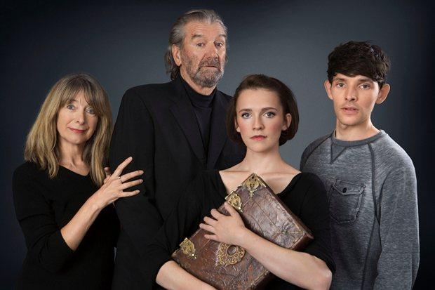 Gaiman ve Pratchett'ın Kıyamet Gösterisi'ni Bakın Kimler Seslendirecek