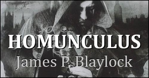 Blaylock'un Homunculus'u Raflarda