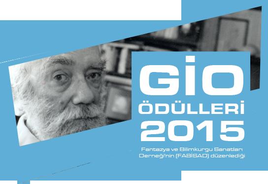 2015 GİO Ödülleri Duyuruldu