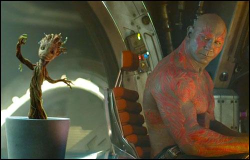 Bebek Groot'un Dansını Drax'tan Neden Sakladığı Ortaya Çıktı