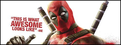 Deadpool Filminin Kostümü Belli Oldu. Hem de Şömine Manzaralı!