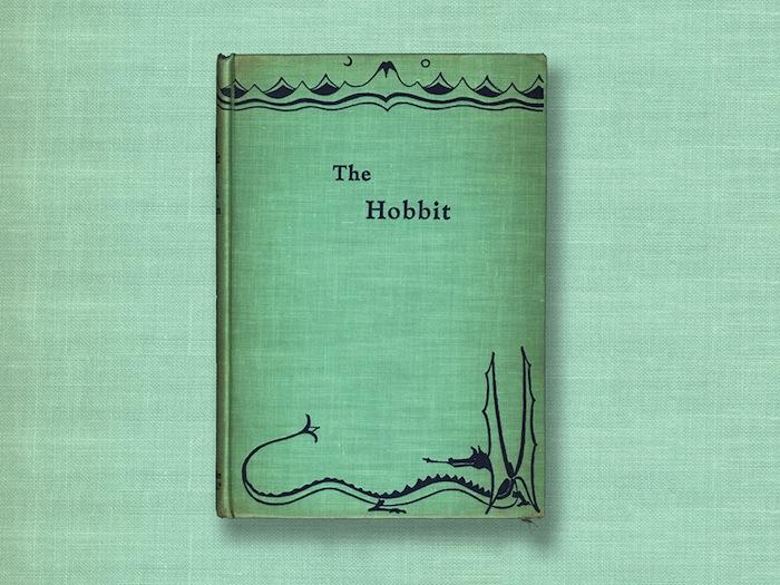George Martin, Hobbit'in İlk Baskısını Bağışladı!