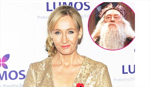 Rowling, Dumbledore'u Gay Olarak Göremeyen Hayranına Sert Çıktı