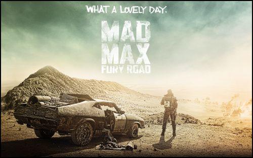 Yeni Mad Max, Açılışı Cannes'da Yapacak