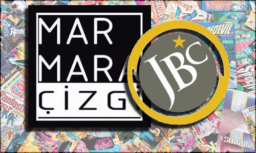 Marmara Çizgi ve JBC Yayıncılık Arasında Tatlı Atışma