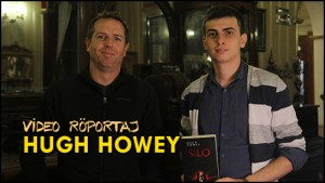 video roportaj hugh howey
