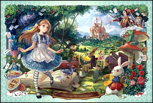 150. Yılı Vesilesiyle Alice Harikalar Diyarında Hakkında Bilinmeyenler