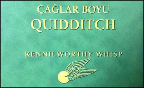 Yeni Baskısıyla Çağlar Boyu Quidditch Geldi! Fantastik Canavarlar İse Yolda!