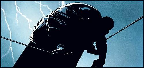 Frank Miller, Yeni Bir Dark Knight Macerası Yazıyor!