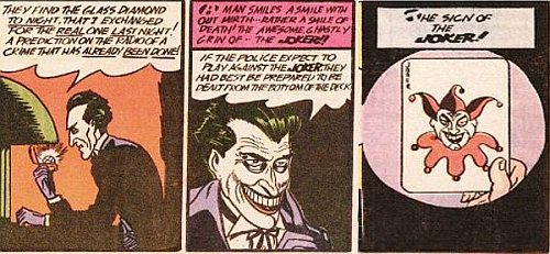 joker-first-appearence