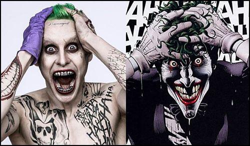 Joker'in Olay Yaratan Dövmeleri İçin İlginç Bir İddia: Filmde Olmayacaklar