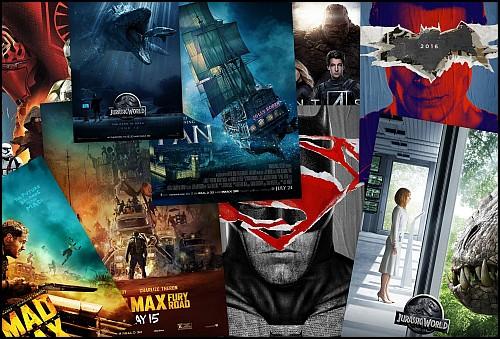 En Çok Beklediğimiz Filmlerden Yepyeni Posterler