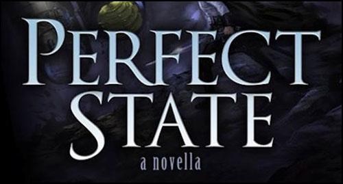 Brandon Sanderson'dan Yepyeni Bir Kısa Roman: Perfect State