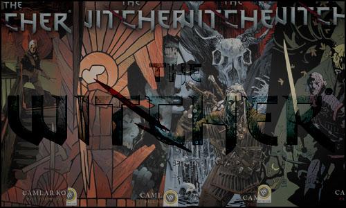 The Witcher Çizgi Romanının Kapağını Seçiyoruz!