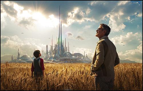 Tomorrowland'dan Üçüncü Fragman