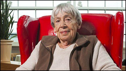 BBC, Ursula Le Guin'in 85. Yaşına Özel Yayın Yapıyor