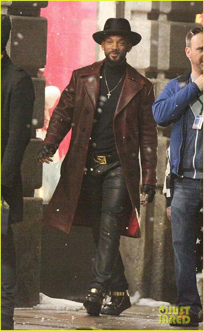 Suicide Squad'tan İlk Deadshot Görüntüleri Sızdı   Kayıp ... Will Smith Deadshot