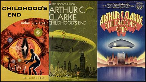 Arthur C. Clarke'ın Childhood's End (Son Nesil) Adlı Eseri Televizyona Uyarlandı