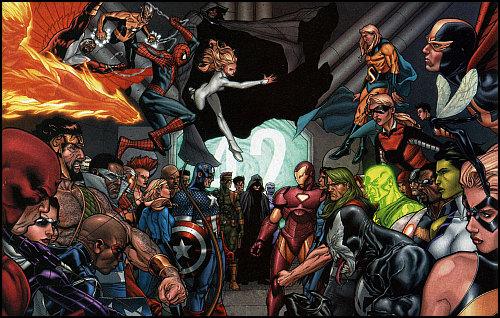 Civil War'un Kadrosuna Süper Kahraman Sağanağı! Kimler Geldi, Kimler